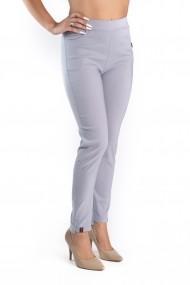 Pantaloni Dama Eliza Gri