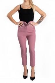 Pantaloni Dama Mov Lila Eleganti Keily