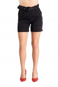 Pantaloni Dama Negri Scurti Eleganti