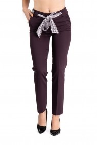 Pantaloni Eleganti Grena Josephine