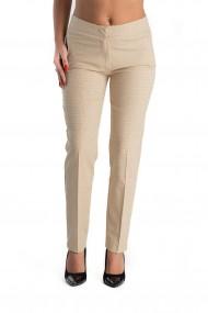 Pantaloni Dama Crem Sunny