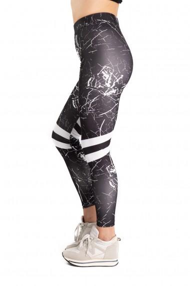 Colanti Fitness Sport Pentru Sala Ombre Black
