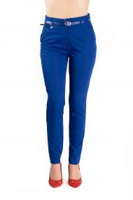 Pantaloni Dama Eleganti Albastri