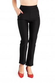 Pantaloni Marime Mare Negri Viviane