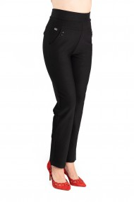 Pantaloni Marime Mare Negri Aria