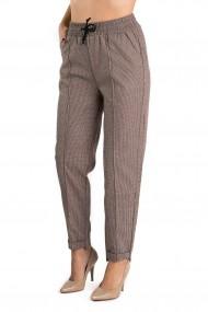 Pantaloni Marime Mare Molly Crem
