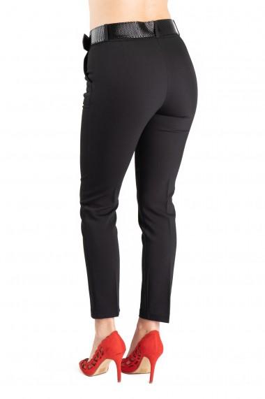 Pantaloni Dama Eleganti Negri Ember