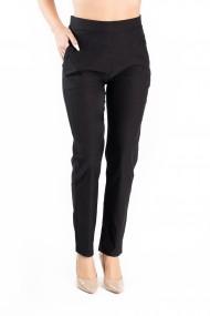 Pantaloni Marime Mare Negri Serenity Vatuit