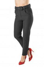 Pantaloni Dama Eleganti Negri Carol Premium