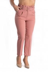 Pantaloni Dama Eleganti Roz Grace