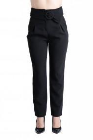 Pantaloni Emily Eleganti Negri