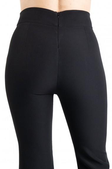 Pantaloni Negri Eleganti Evazati Jane