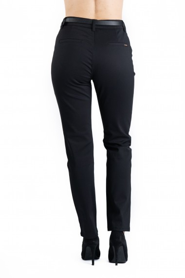 Pantaloni Dama Negri Eleganti Sydney Marime Mare