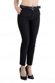 Pantaloni Ava Eleganti Negri Premium
