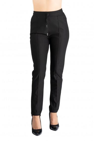 Pantaloni Dama Masura Mare Negri Athena