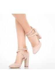 Pantofi dama Mabel bej