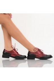 Pantofi casual Amora rosii