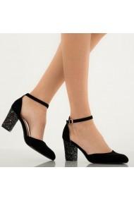 Pantofi dama Uzma negri