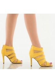 Sandale dama Naba galbene