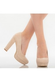 Pantofi dama Maja bej