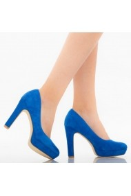 Pantofi dama Shamia albastrii