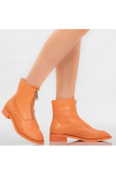 Ghete dama Teona portocalii
