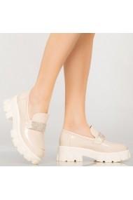 Pantofi casual Arco bej