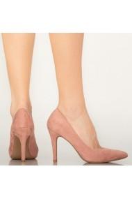 Pantofi dama Ask roz