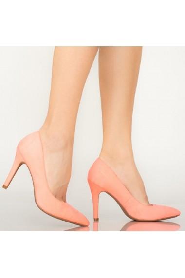 Pantofi dama Ask pink