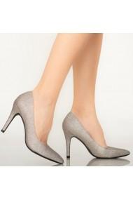 Pantofi dama Sure gri