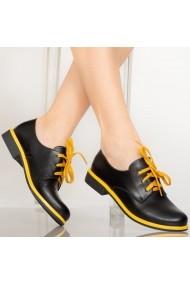Pantofi casual Many galbeni