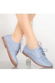 Pantofi casual Burn albastrii
