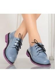 Pantofi casual Erty albastrii