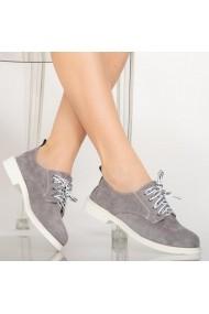Pantofi casual Tala gri