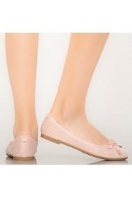 Balerini casual Lenu roz