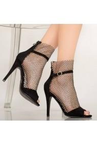 Sandale dama Rice negre