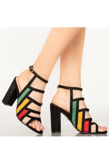 Sandale dama Asma negri