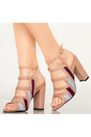 Sandale dama Asma mov