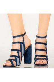 Sandale dama Asma albastrii
