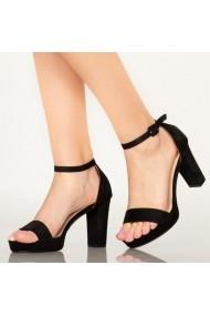 Sandale dama Roy negre