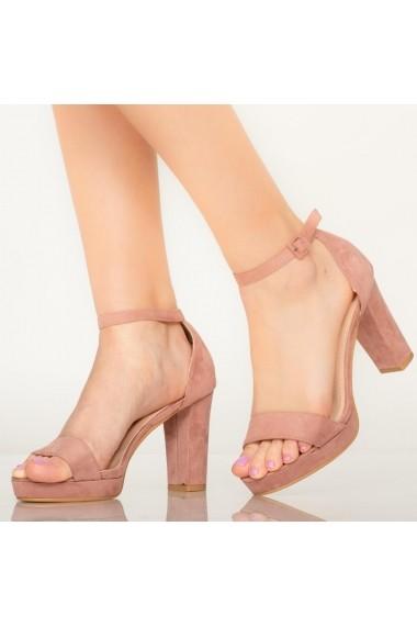 Sandale dama Roy roz
