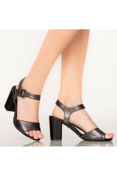 Sandale dama Cany negre