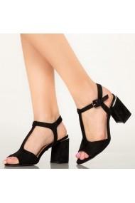 Sandale dama Dalu negre