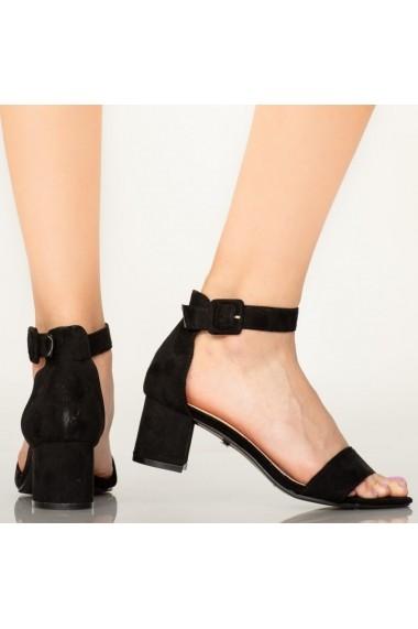 Sandale dama Frem negre