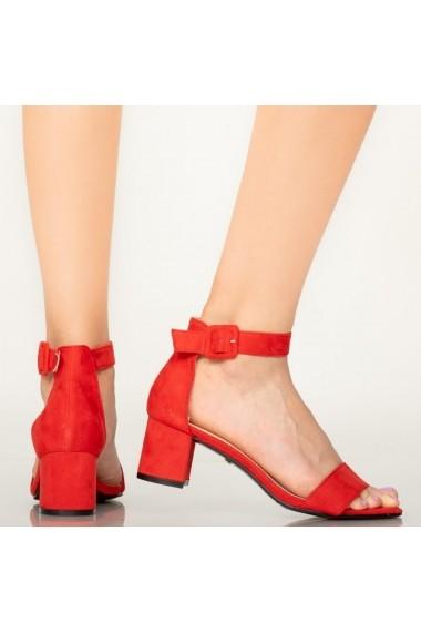 Sandale dama Frem rosii