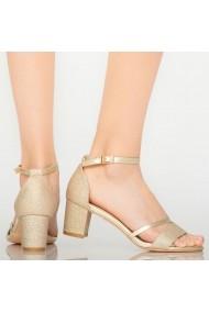 Sandale dama Ida aurii