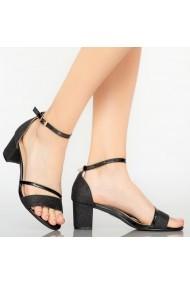 Sandale dama Ida negre