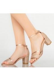 Sandale dama Ida roze