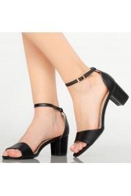Sandale dama Inez negre