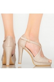 Sandale dama Koa roze